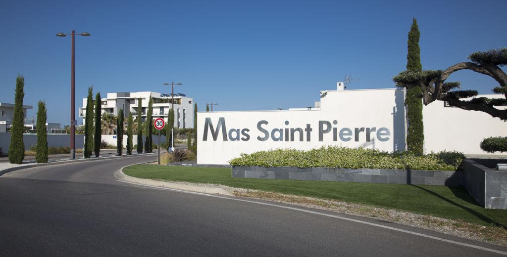 Mas Saint Pierre à Perpignan (66)