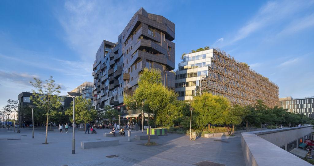 Promenade Claude Levi Strauss à Paris - Client : Les Eclairagistes Associés (LEA)