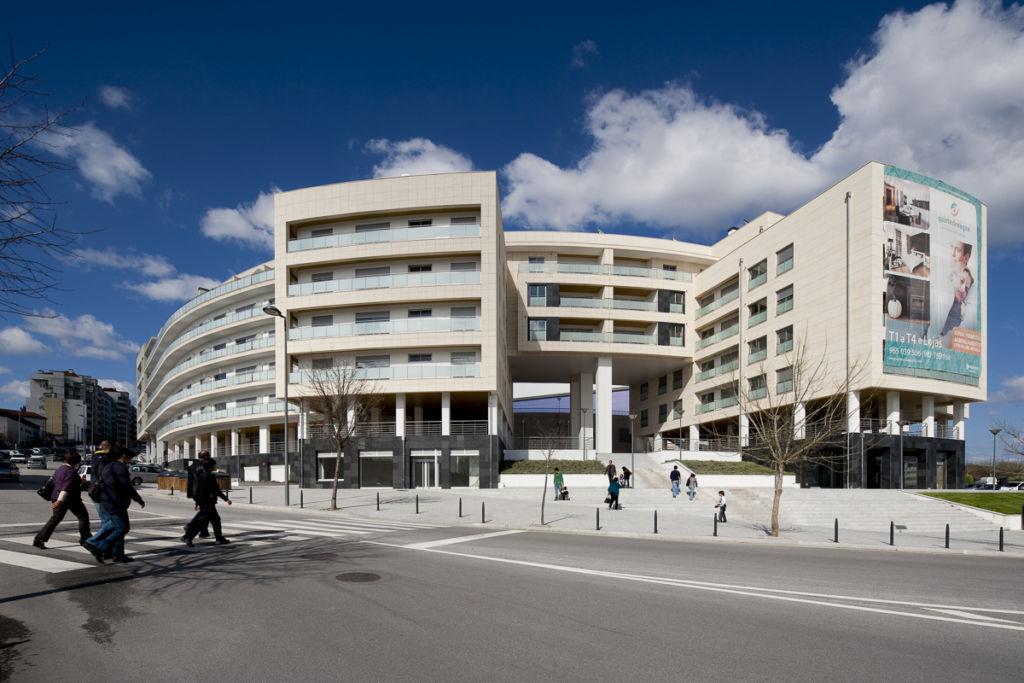 Résidence à Viseu, Portugal - Client : Kawneer