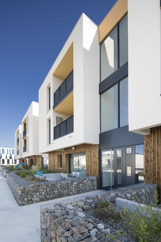 Résidence à Balma - Client : LCR Architectes