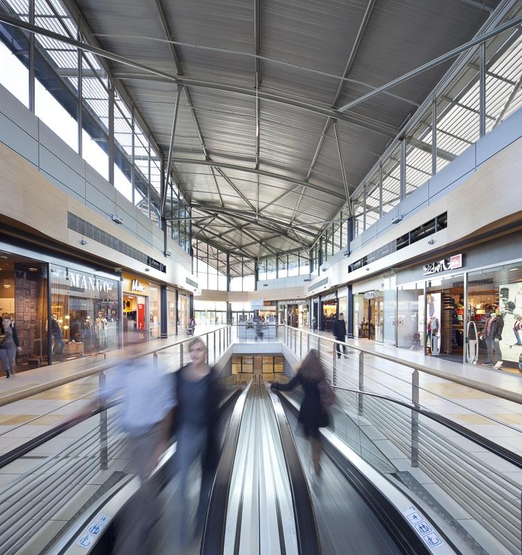Centre Commercial Occitania à Toulouse - Client : SNC Lavalin