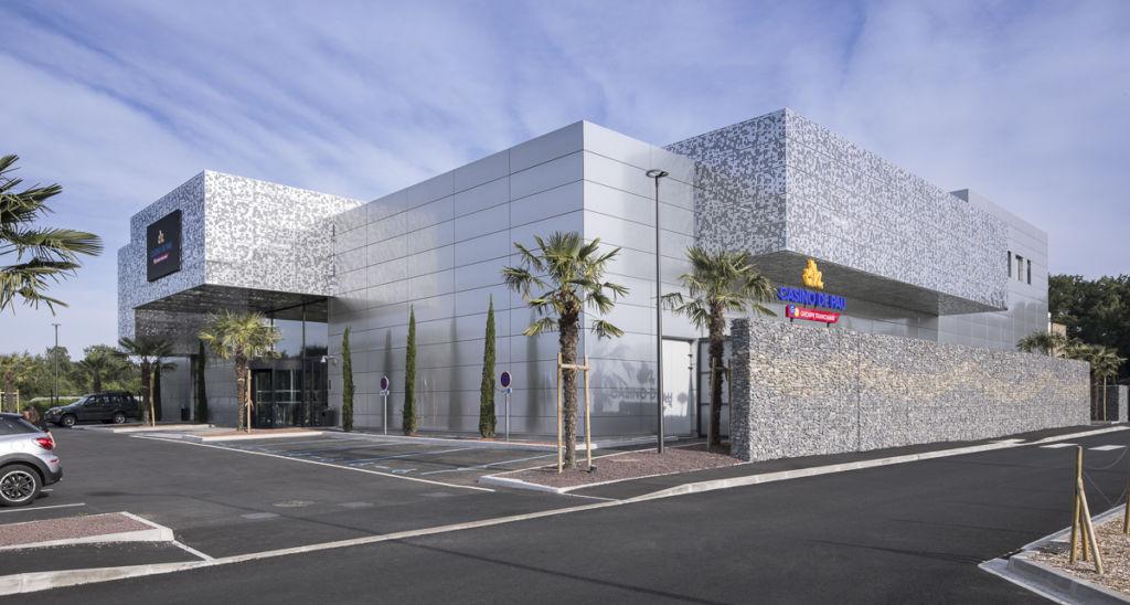 Casino de Pau - Client : Agence d'architectes Reichen et Robert