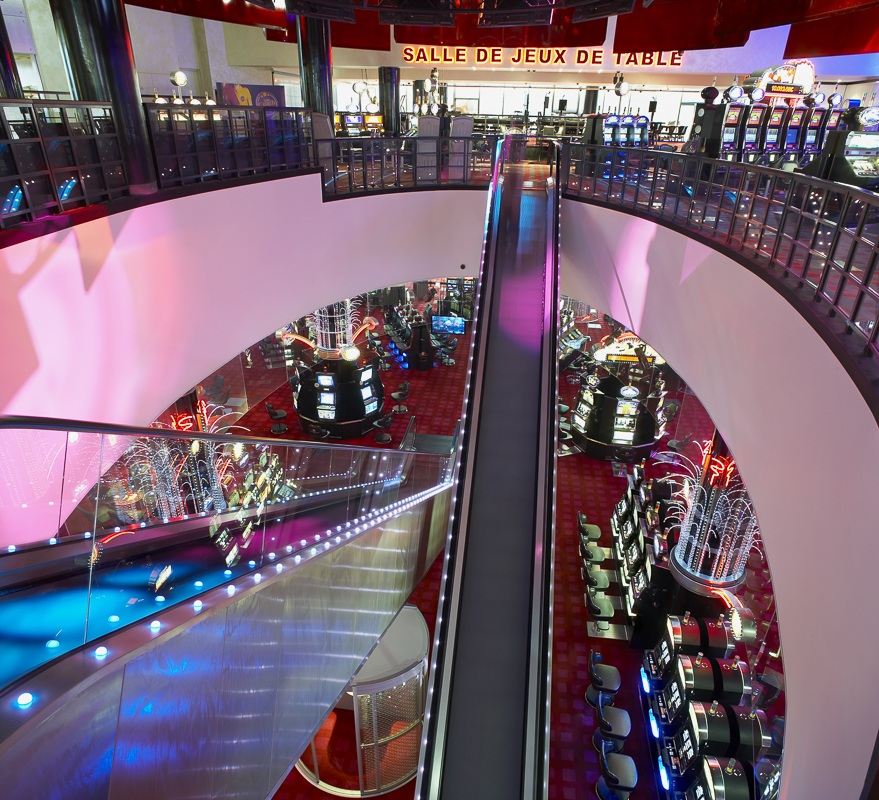 Théâtre Casino Barrière à Toulouse - Client : Spie