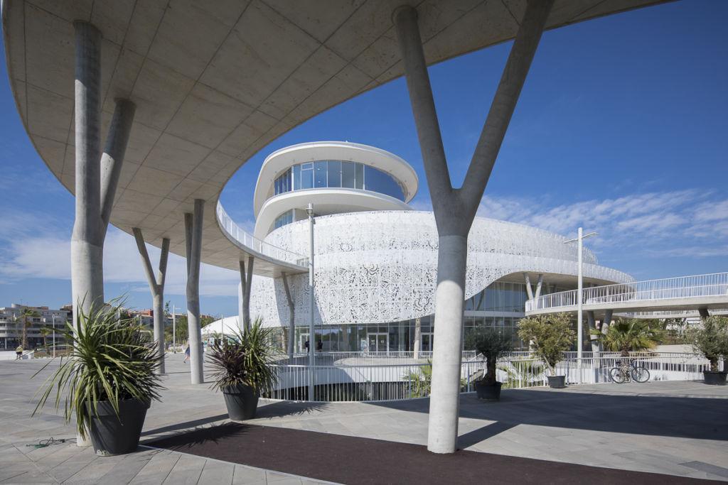 Centre des Congrès et Casino d'Agde - Client : Kawneer