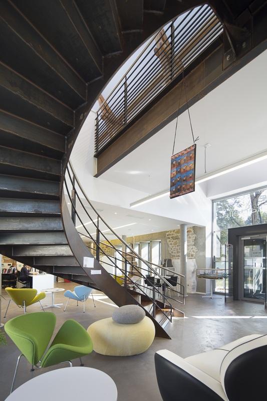 Médiathèque de Sierentz - Client : DRLW Architectes