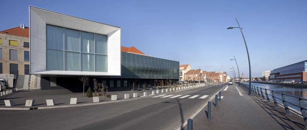 Musée de la Dentelle à Calais - Client: Abel