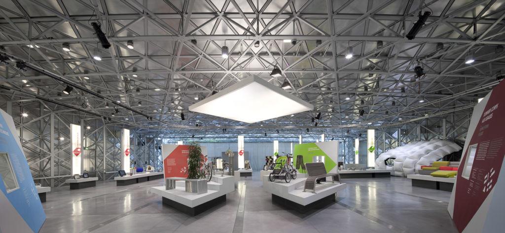 Cité du Design et école du Design à Saint Etienne - Client : Philips Lighting