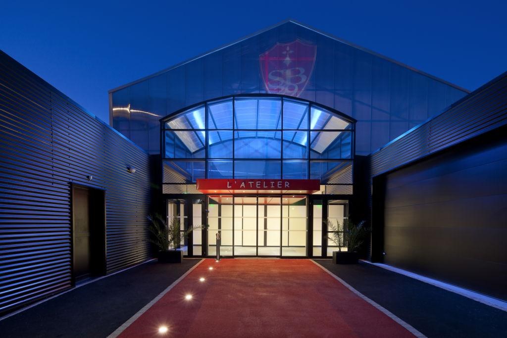 Salle L'Atelier à Brest - Client : Philips