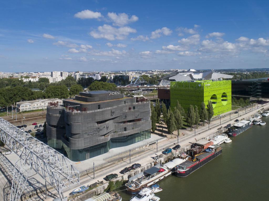 Pavillon 52 à Lyon - Client : Kawneer