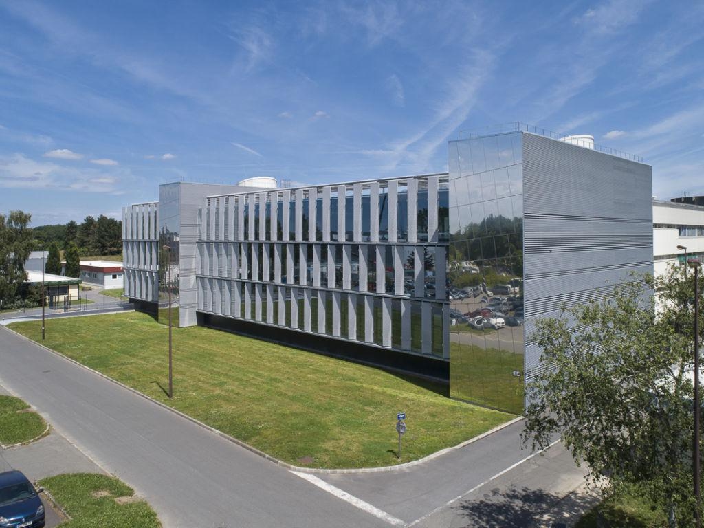 Laboratoires Ecole Polytechnique de Palaiseau - Client : Kawneer