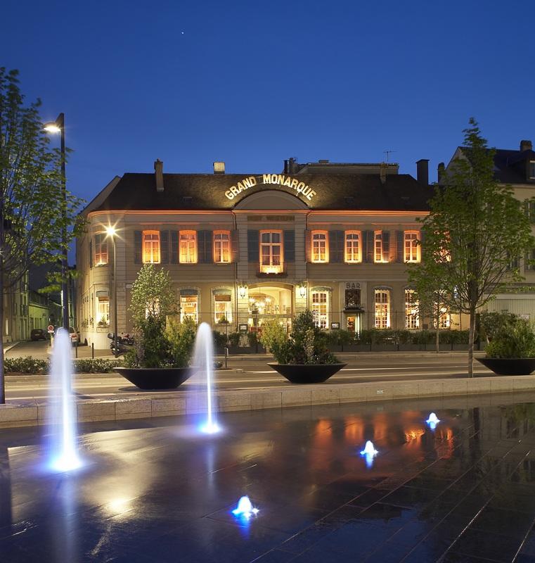 Hôtel Grand Monarque à Chartres - Client : LEC