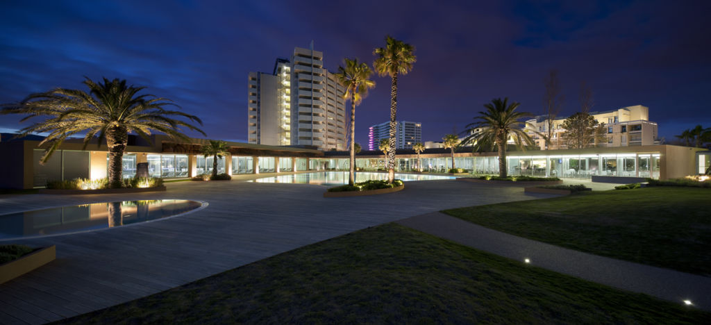Troia Resort, Setubal, Portugal - Client : Kawneer