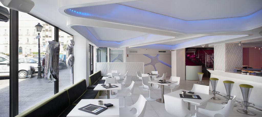 Hôtel Oscar Room Mate, Madrid, Espagne - Client : Kawneer