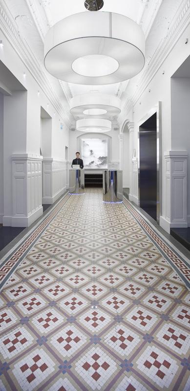 Hôtel Grand Balcon à Toulouse - Client : Vinci Immobilier