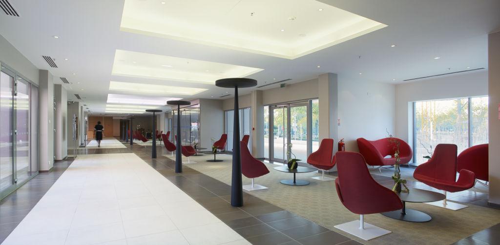 Hôtel Radisson à Blagnac - Client: Vinci Immobilier