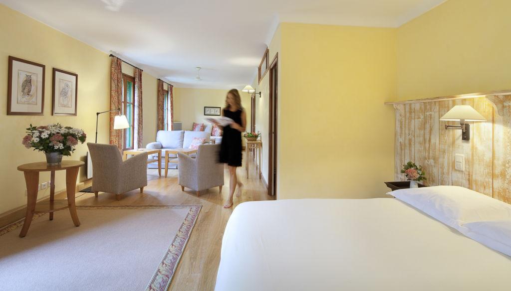 Le Grand Hôtel à Molitg-Les-Bains - Client : Chaîne thermale du soleil