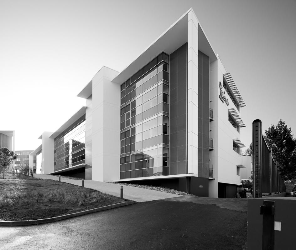 Mutuelle Interiale à Balma - Clients : Comey / LCR Architectes