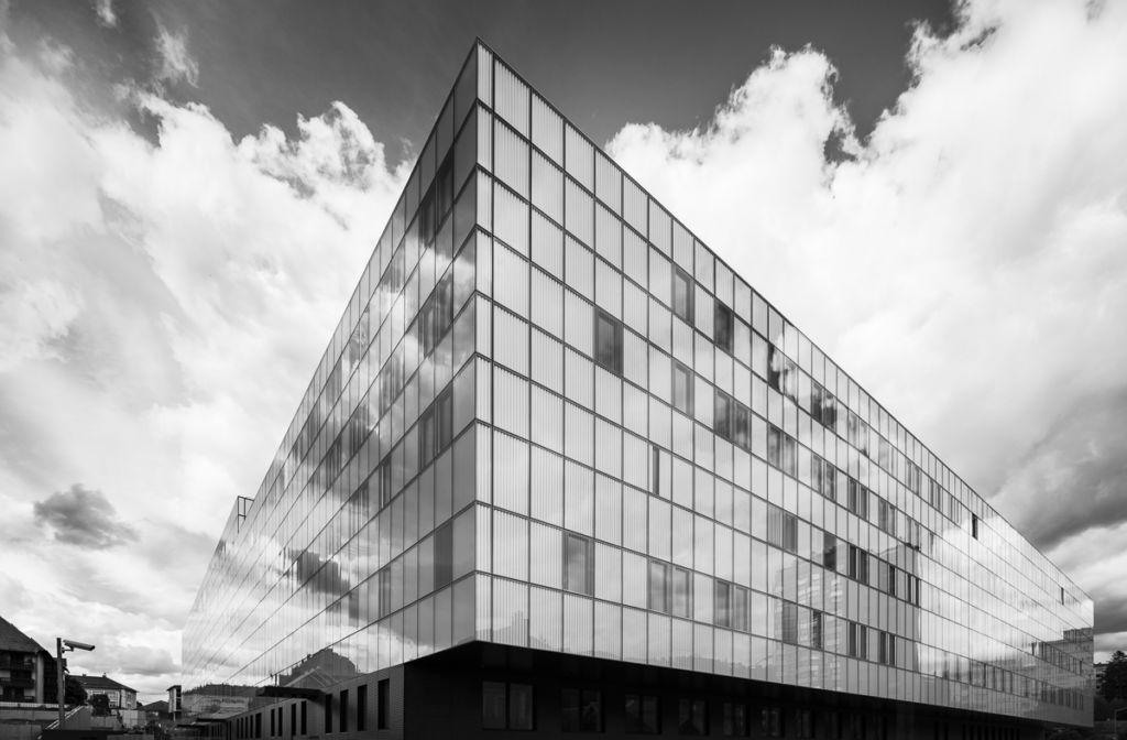 Reportage chantiers hôpital de Chambéry