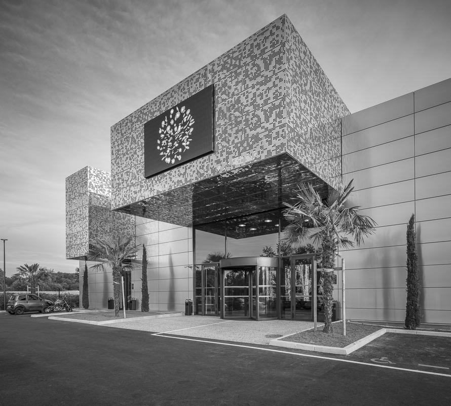 Casino de Pau Architectes : reichen et Robert