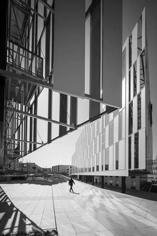 Immeuble de bureaux à Balma - Client : LCR Architectes