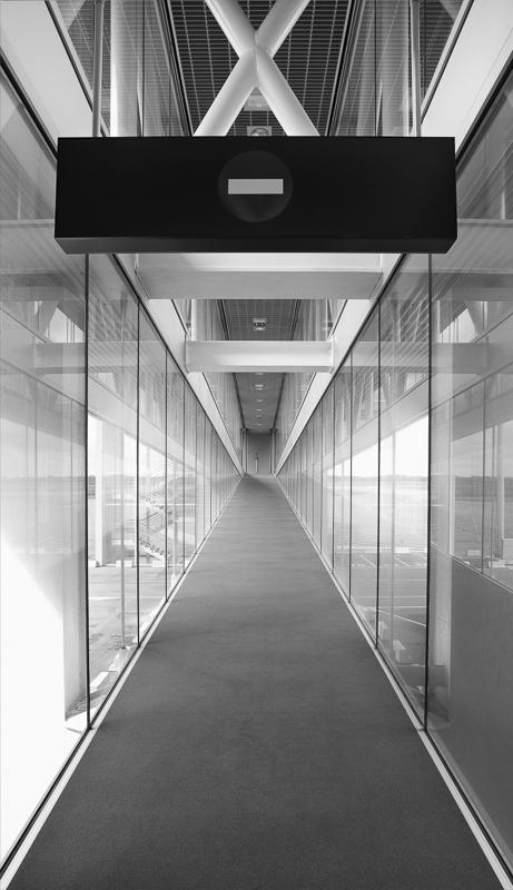 Aéroport de Brest - Client : Kawneer