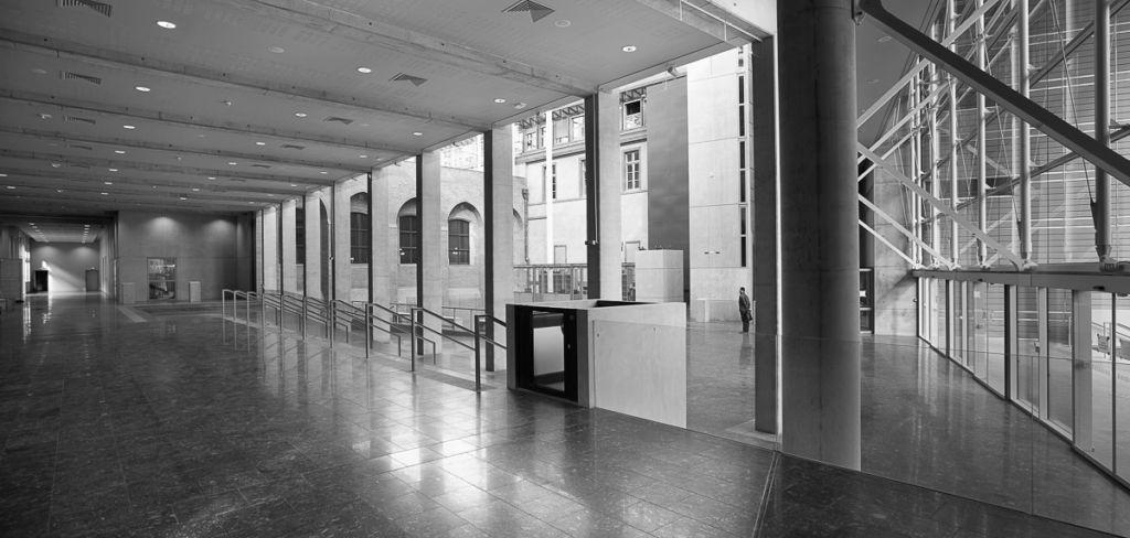 Tribunal de Grande Instance de Toulouse - Client : Spie Batignolles