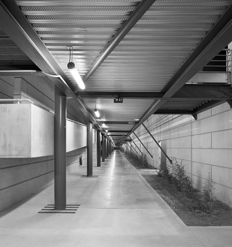 Lycée Gallieni à Toulouse - Client : Cegelec