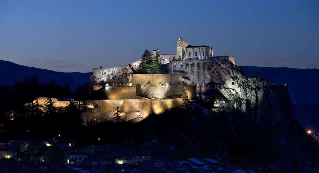 Citadelle de Sisteron - Client : Spie