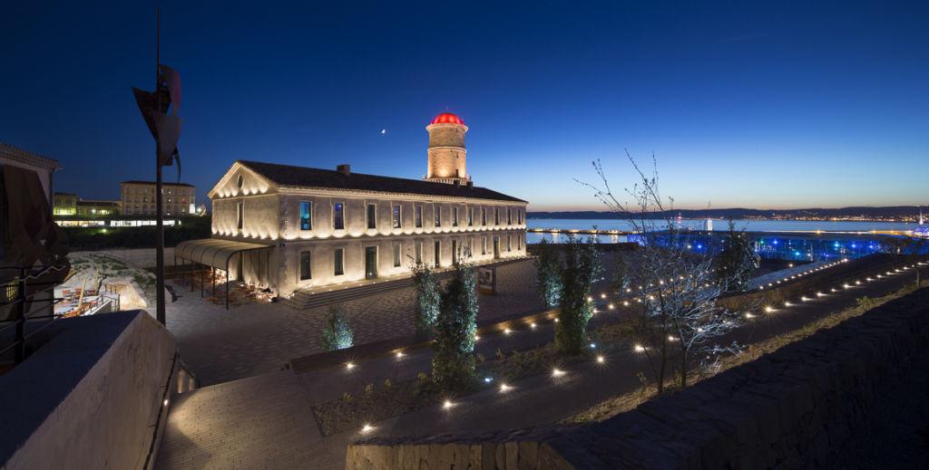 Fort Saint-Jean : Client : Citeos Concepteur lumière : Régis Clouzet