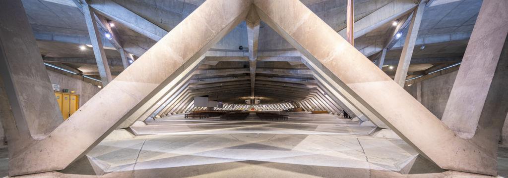Sanctuaire Notre Dame de Lourdes - Client : Spie