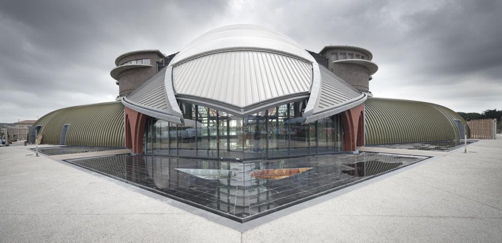 Centre Nautique d'Agde - Client : Spie - Architecte : Cabinet Luc DEMOLOMBE