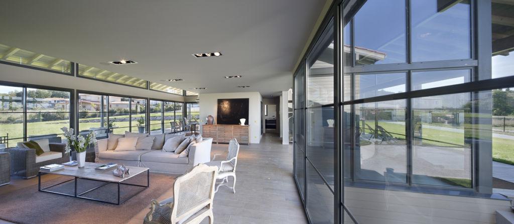 Villa à Vieille Toulouse  - Client : Kawneer