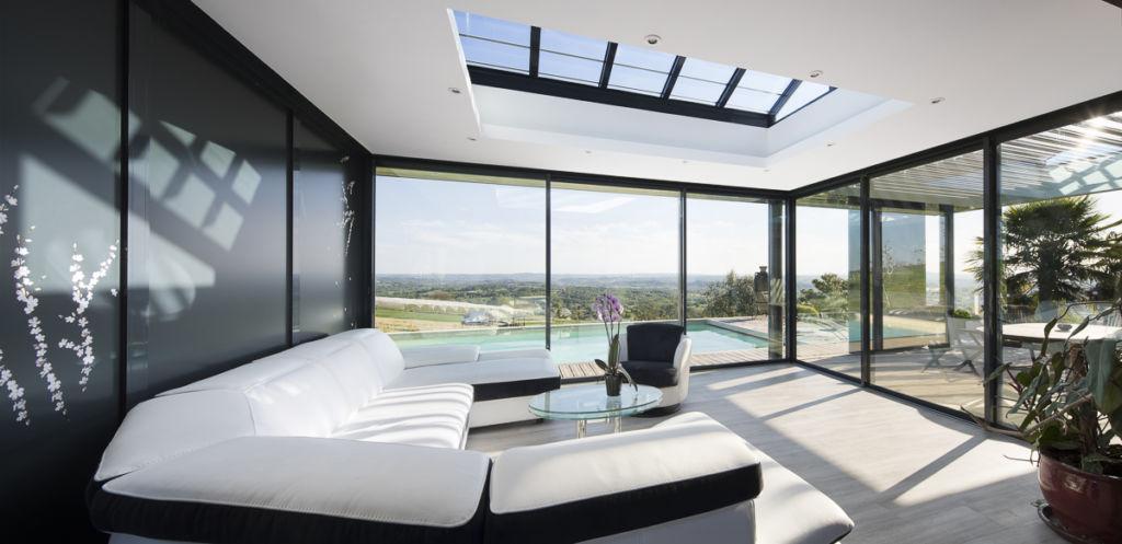 Villa à Brive La Gaillarde - Client : Kawneer