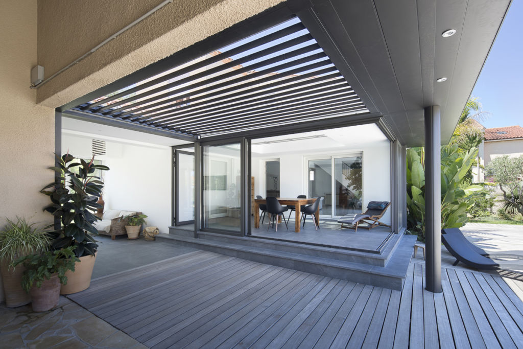 Villa à Perpignan - Client : Kawneer