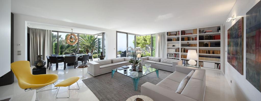 Villa à Marseille - Client: KAWNEER - Architecte : Henri Paret