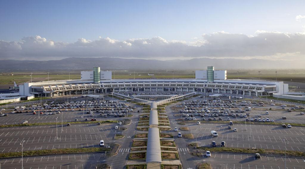 Aéroport d'Alger, Algérie - Client: Cegelec