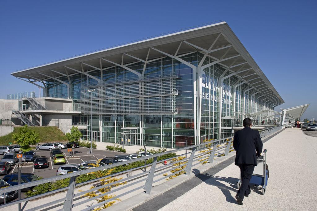 EuroAéroport de Bale Mulhouse - Client : DRLW Architectes