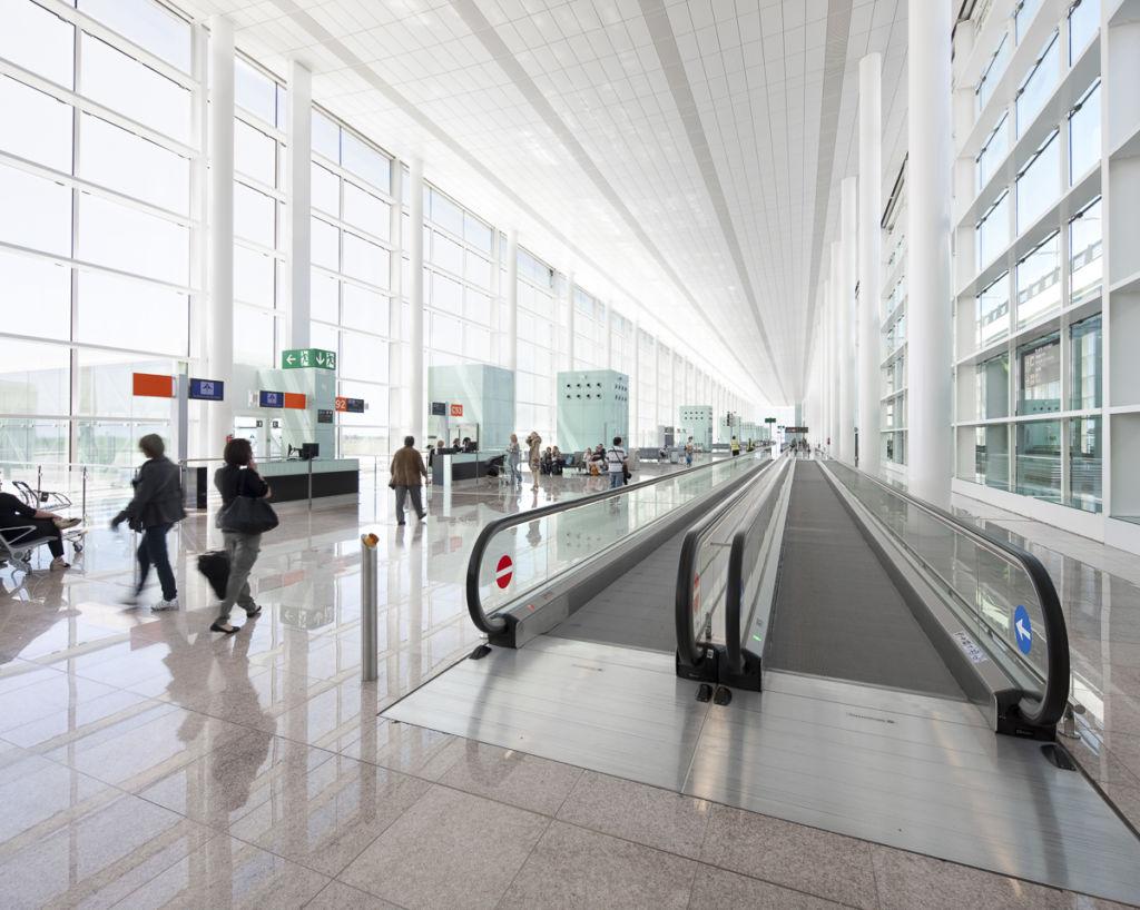 Aéroport de Barcelone - Client : Spie