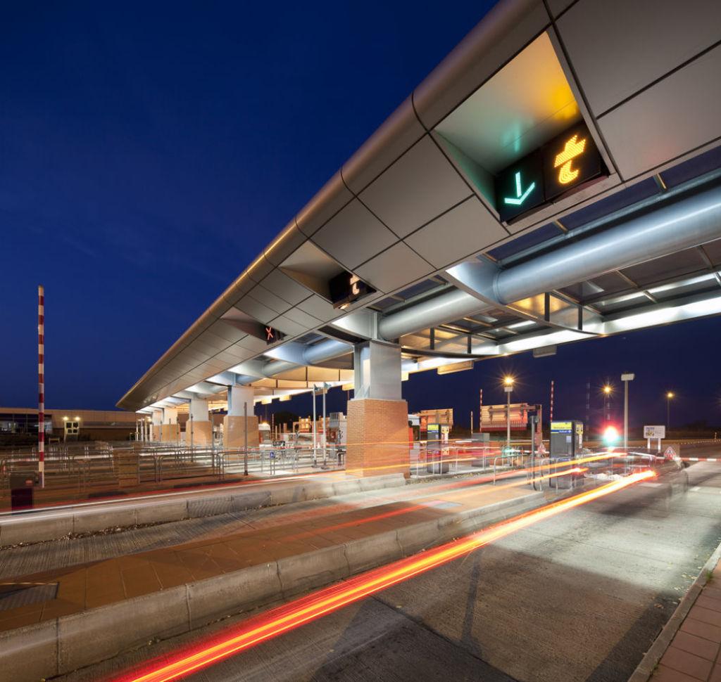 Gare de péage de Montauban - Client: ASF