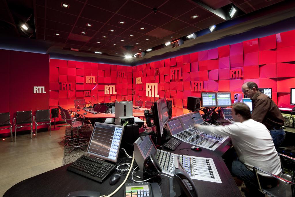 Studios RTL - Client : Philips Lighting