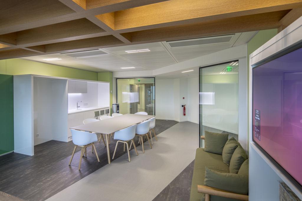Bureaux Allianz à Puteaux - Client - Philips Lighting