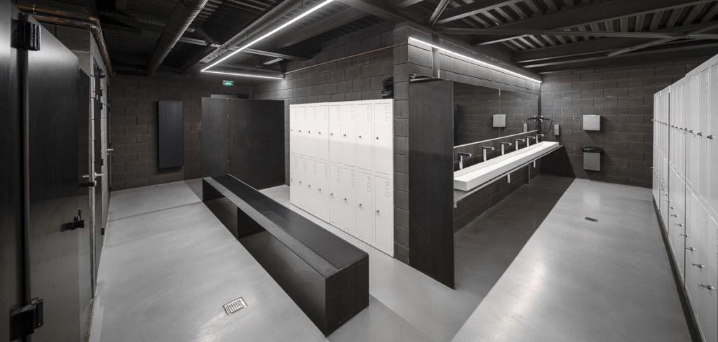 Padel de Toulouse - Client : LCR Architectes