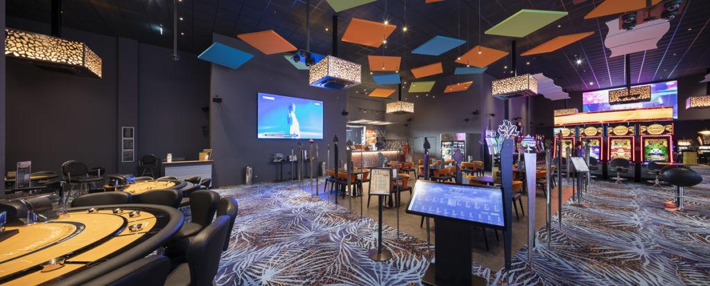 Casino de Pau - Client : Reichen et Robert Architectes