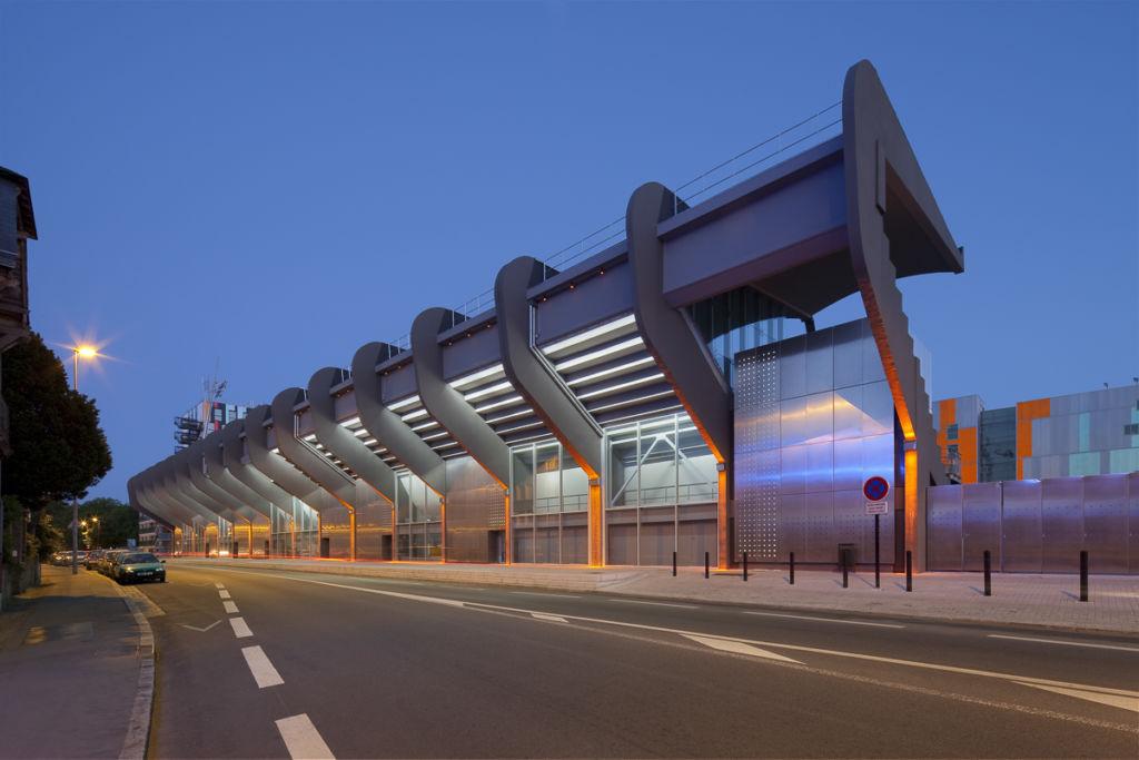 Stade Marcel Saupin à Nantes - Client : Philips Lighting44)- Client : Philips Lighting