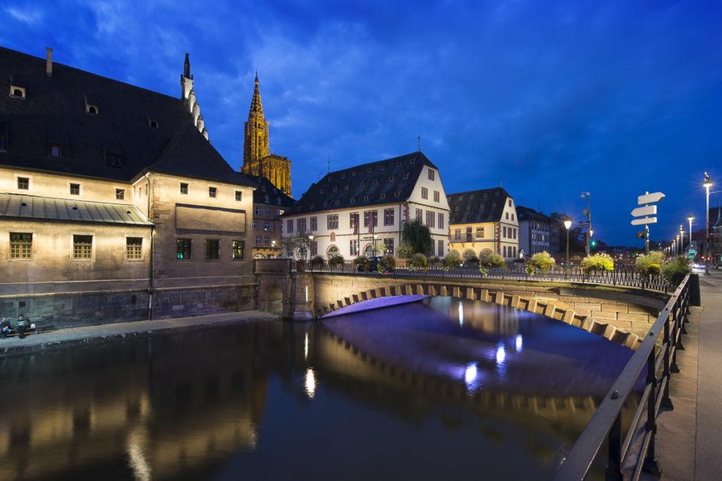 Ancienne douane et musée historique  à Strasbourg - Client : Philips Lighting
