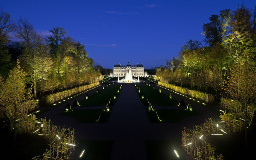 Château de Louveciennes - Client : Citeos