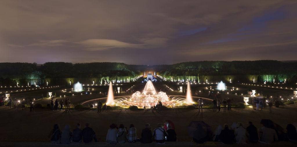 Château de Versailles - Client : Citeos - Concepteur lumière : Les Eclairagistes Associés