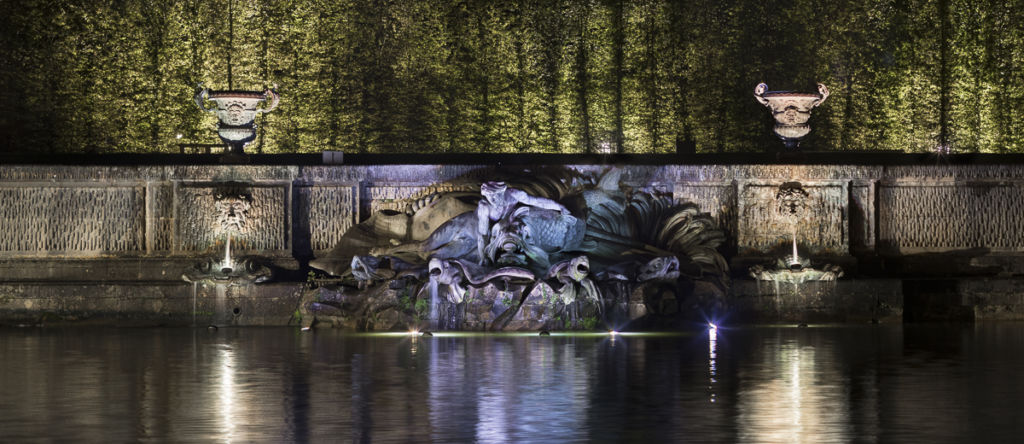 Château de Versailles - Client : Citeos - Concepteur lumière : Les Eclairagistes Associésa