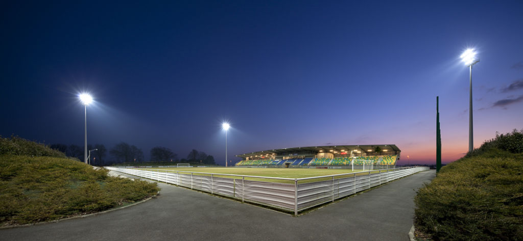 Stade des vertus à Dieppe - Client : Petitjean