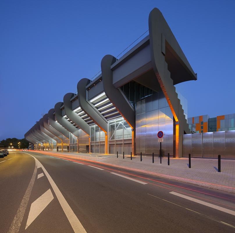 Stade Marcel Saupin à Nantes - Client: Philips Lighting